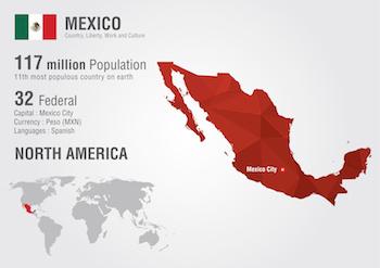 メキシコ駐在の求人