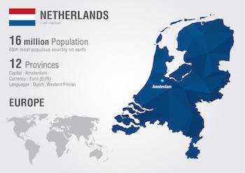 オランダ駐在の求人