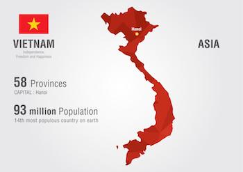 ベトナムホーチミン駐在の求人
