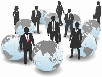 英語スキルが求められる営業職の求人