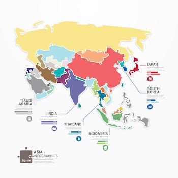 アジアに進出する商社の求人案件