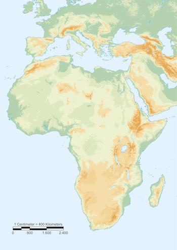 アフリカ駐在の求人