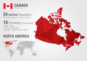 カナダ駐在の求人