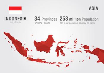インドネシアの駐在員求人