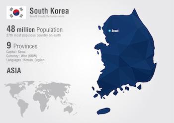 韓国駐在の案件