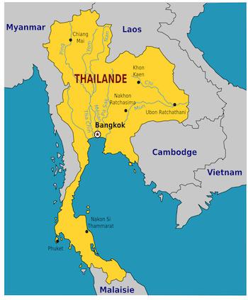 タイの英語転職案件
