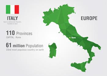 イタリアの海外勤務求人