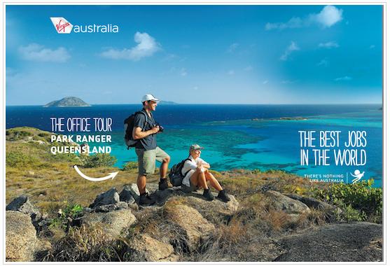 オーストラリア政府観光局のキャンペーン