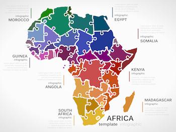 商社のアフリカ求人