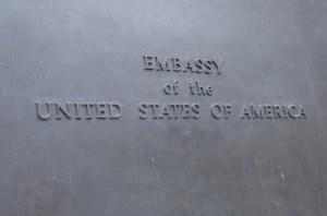 アメリカ領事館の求人