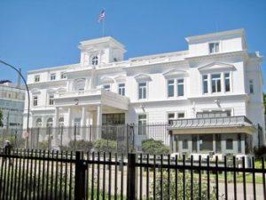 大使館、領事館の求人情報レポート 2016年12月版
