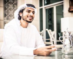 在日UAE(アラブ首長国連邦)大使館で働く